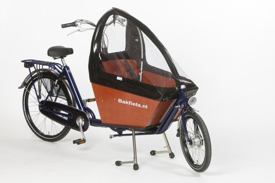 Wonderlijk CargoBike Classic Short - De Bakfietswinkel - A merk bakfietsen OD-79